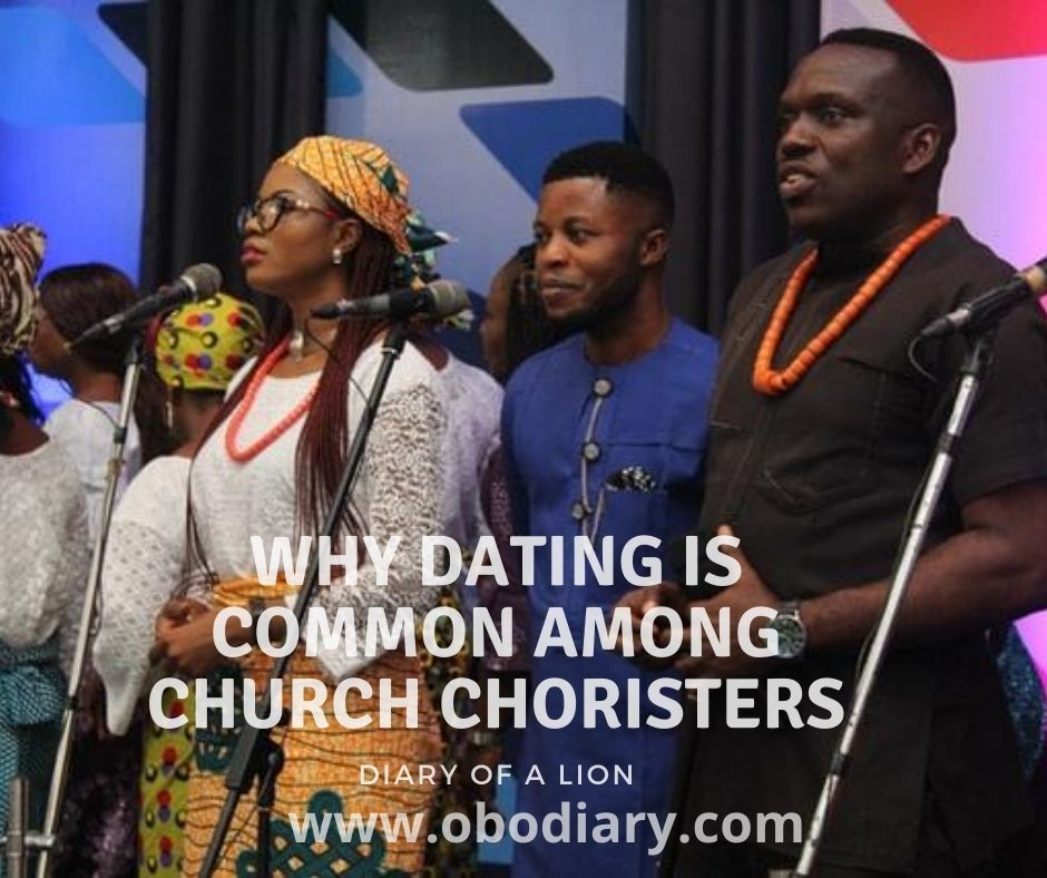 reasons why church choristers date themselves