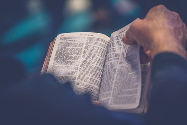 what does the bible say about god's guidance